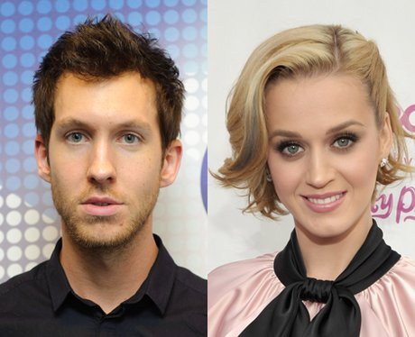 Calvin Harris and Katy Perry