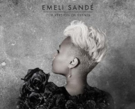 Emeli Sande's 'Our Version Of Events' album artwork