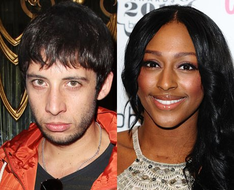 Example and Alexandra Burke