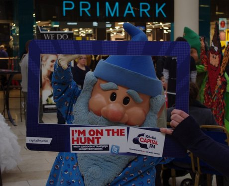 Hunt for the Hits in the Metrocentre
