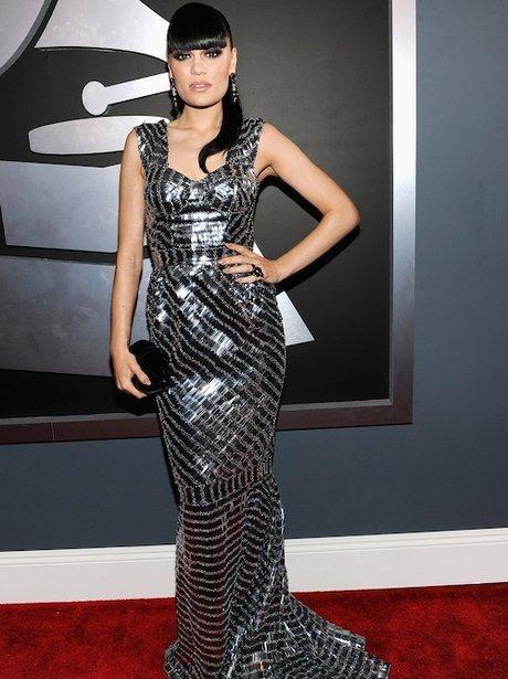 Jessie J Grammy Awards 2012