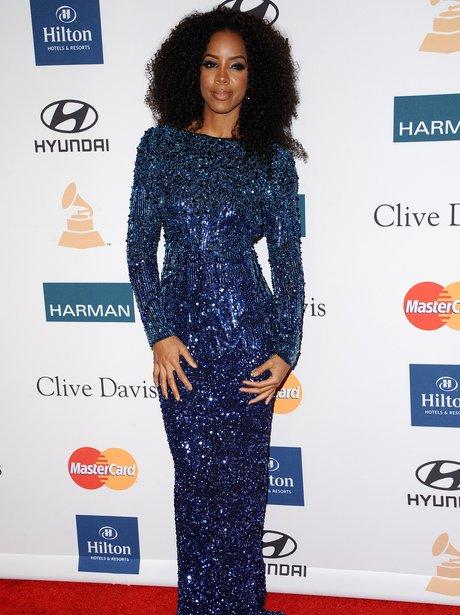 Kelly Rowland Pre Grammy Awards Party 2012