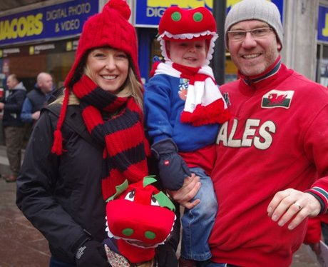More Wales V Scotland Six Nations 2012
