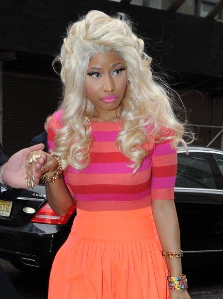 Nicki Minaj in New York