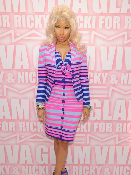 Nicki Minaj MAC 2012