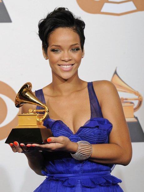 Rihanna Grammy Awrards