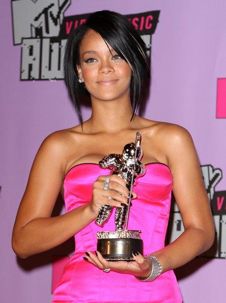 Rihanna MTV music video awards