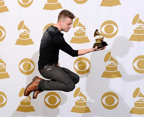Ryan Tedder grammy awards press room