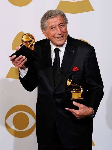 Tony Bennet The Grammy Awards 2012 Winners