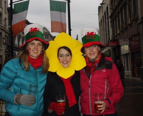 Wales V Scotland Six Nations 2012