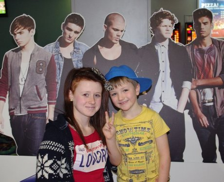 Win with the Wanted
