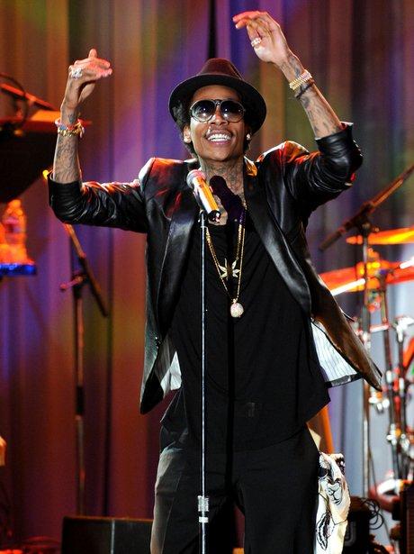 Wiz Khalifa Pre Grammy Awards Party
