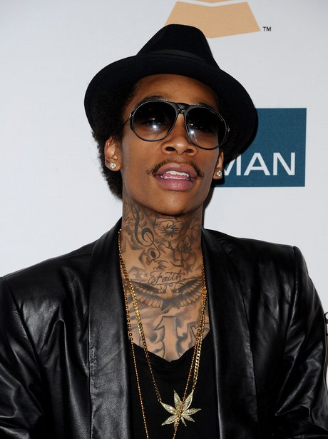 Wiz Khalifa  Pre Grammy Awards Party 2012