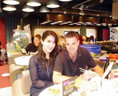 Dan and Katys ManSushi