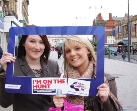 Hunt for the Hits in Darlington