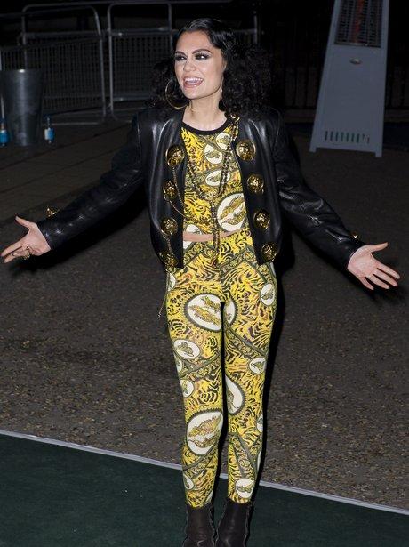 Jessie J BRIT Awards aftershow