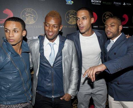 JLS BRIT Awards aftershow