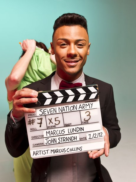 Marcus Collins video stills