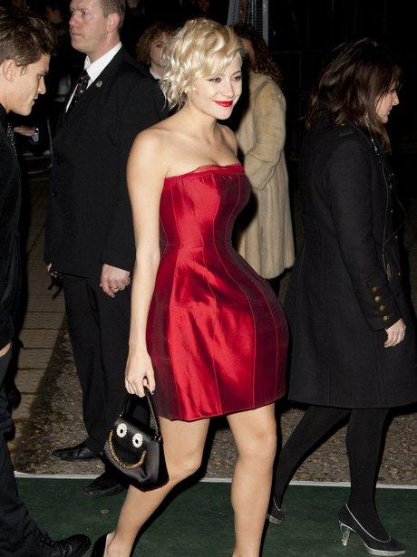 Pixie Lott BRIT Awards Aftershow