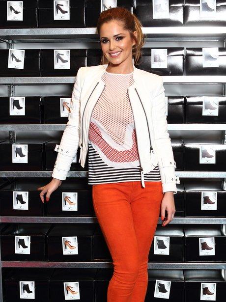 Cheryl Cole StylistPick's Pop-Up Shop