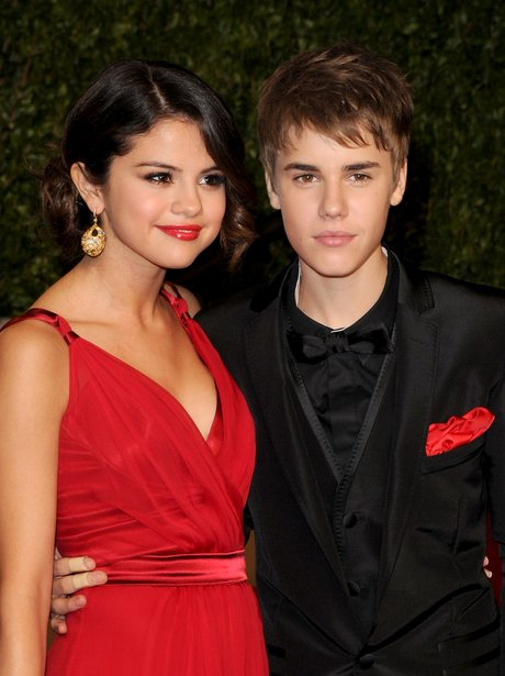 Justin Bieber and Selena Gomez togther