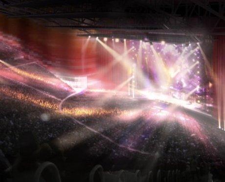 Leeds Arena Stage