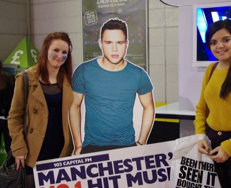 Olly Murs Tour Comes To Manchester
