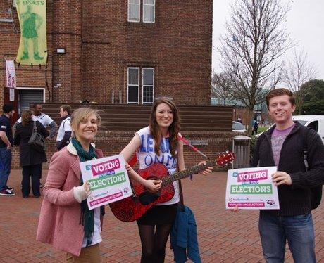 Southampton University Elections
