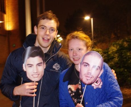 The Wanted at the BIC