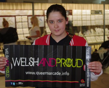 Welsh & Proud @ Queen's Arcade