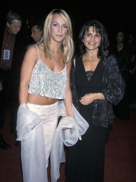 Britney Spears and Mum