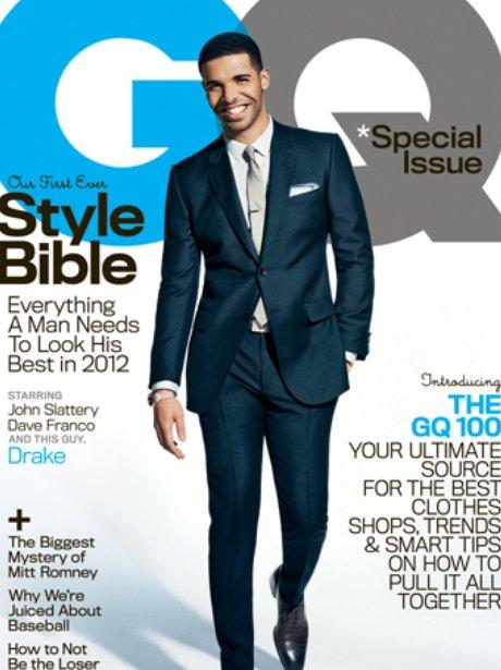 Drake GQ Magazine