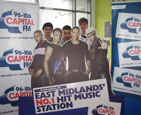 JLS In Leicester