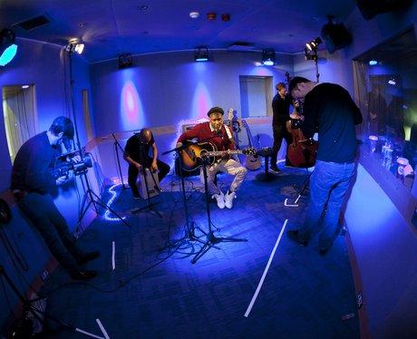 Labrinth at Capital FM