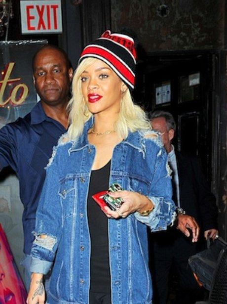 Celebrities Wearing Beanies  The Ultimate Pop Star Accessory In 2013 ... afdb9b40d65