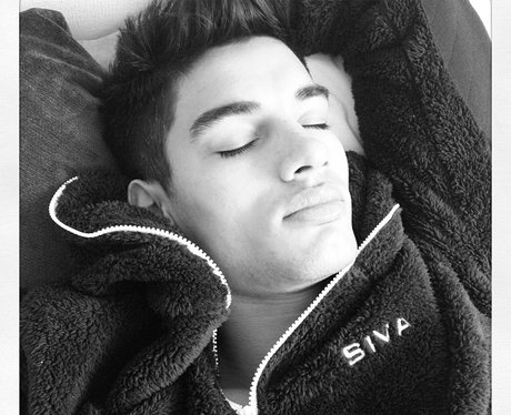 Siva The Wanted on twitter