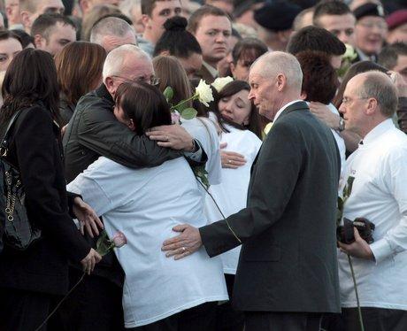 Fallen Servicemen Repatriated