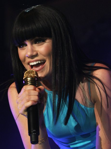 Jessie J Performs in Indonesia