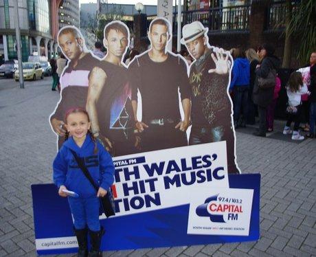 jls in Cardiff