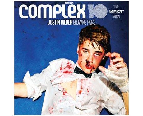 Justin Bieber complex Magazine