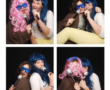 Capital FM Photo Booth