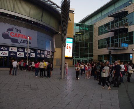 JLS @ The Capital FM Arena