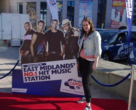 JLS @ The Capital FM Arena