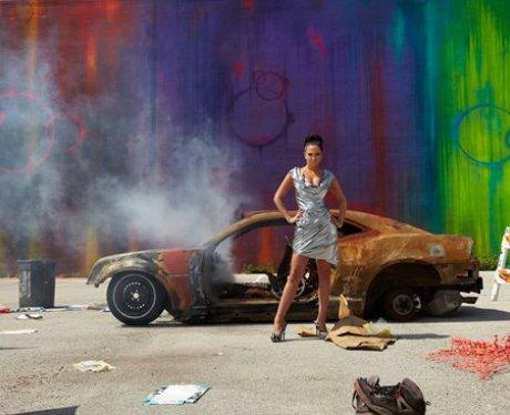 Tulisa's music video