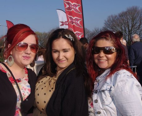 x Factor Auditions in Cardiff