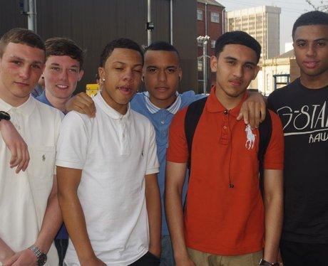 Drake in Cardiff