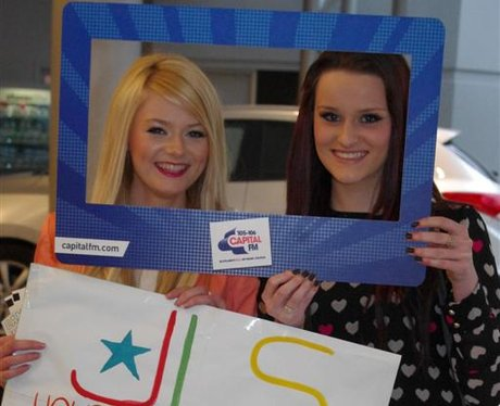 Did we see you at JLS?