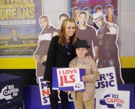 JLS Manchester Arena Tour Friday