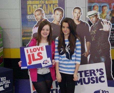 JLS Manchester Arena Tour Saturday