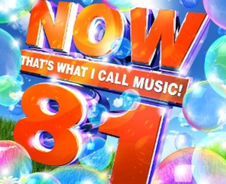 Now 81 album cover